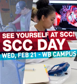 Come see us at SCC Day!