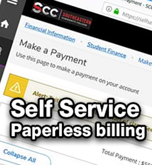 Self Service Billing image